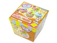 Japan Kutsuwa Eraser Making Kit craft SWEETS PT107  F/S DIY KAWAII KESHIGOMU