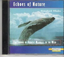 (DM249) Echoes Of Nature The Sounds Of Aquatic Mammals In The Wild - 1995 CD