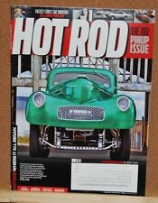 Hot Rod Magazine  November 2012 The 2012 Pinup Issue Very Good Condition