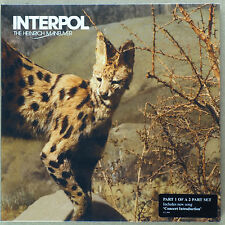 "INTERPOL - Heinrich Maneuver ***7""-Vinyl***NEW***"