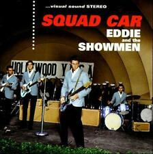 Squad Car by Eddie & the Showmen (CD, Sep-1996, AVI) SURF-OOP!
