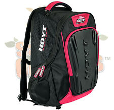 Team HOYT Archery Backpack Red & Black #205799