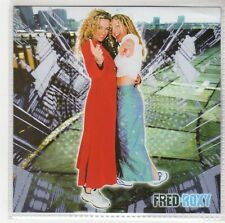 (FO110) Fred & Roxy, Something For The Weekend - 1999 DJ CD