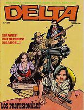 DELTA nº  25. ed. Delta años 80. COMBINO GASTOS DE ENVÍO.