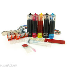 Continuous Ink Supply System for Canon PGI-220 CLI-221 Pixma IP3600 MP560 MP620