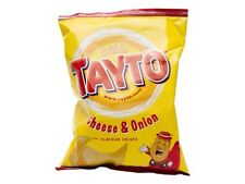 Tayto Cheese And Onion Crisps (20x25g)