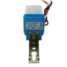 AS10 AC/DC 12V Auto Automatic Photoswitch Photocell Light Sensor Detector Switch