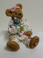 "NMIB~ Boyds Bears Resin 2013  ""BECCA GOODFRIEND W/ BOOTS"" #4037997  L.E RETIRED"