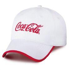 COCA COLA COKE CONTRAST WHITE  HAT  NEW!!!