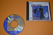 Stanley Jordan - Magic Touch / Blue Note 1985 / Made In Japan / Rar