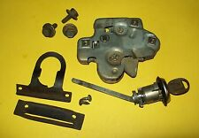 Chevy Oldsmobile Pontiac 1968-1972 Trunk Lock Cylinder Latch Complete System