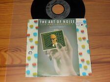 ART OF NOISE - PARANOIMIA / GERMANY VINYL 7'' SINGLE MINT- 1985