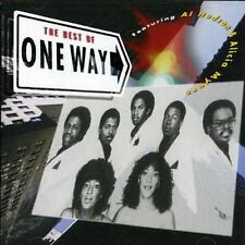 Best Of One Way - One Way (1996, CD NIEUW)