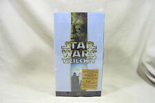 Star Wars Trilogy VHS Special Edition Set 2000 Digitally Remastered New 3991