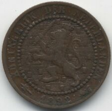 1895 Netherlands 1 Cent***Collectors***