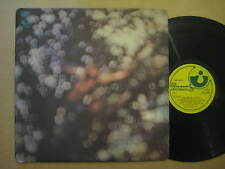 PINK FLOYD Obscured By Clouds UK LP 1977 PRESSING - SHSP 4020 - ROUND CORNERS