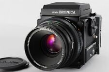 [Near Mint] Zenza Bronica ETRSi  +  Zenzanon E II 75mm f/2.8 from Japan #265
