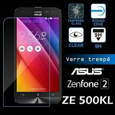 Film de protection en Verre trempé TEMPERED GLASS Asus Zenfone 2 Laser ZE500KL