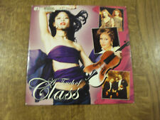 A Touch of Class (CD) Classical Music Compilation - Pavarotti, Domingo, Carreras