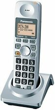 Panasonic KX-TGA101S Extra Handset with Charger for KX-TG1032S/33S/34S Phones