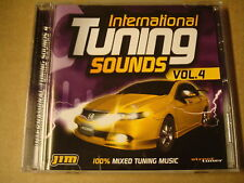 CD / INTERNATIONAL TUNING SOUNDS VOL.4