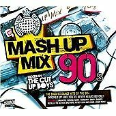 Ministry Of Sound - Mash Up Mix The 90s (2 X CD)