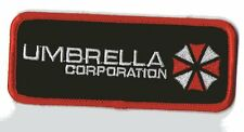 PARCHE RESIDENT EVIL UMBRELLA CORPORATION TIRA N PATCH