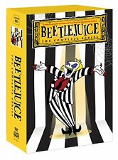 Beetlejuice Complete DVD Set Collection TV Show Series Steven Spielberg Animated