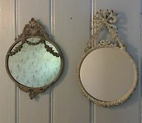 French Antique Chic Style Mirror Shabby Wall Bedroom Hall Bathroom