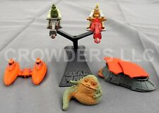 Star Wars Micro Collection Desert Barge Cloud Car Jabba EU Speeder Bike & Swoop