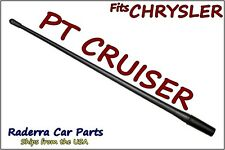 """FITS: '01-'10 Chrysler PT Cruiser 13"""" SHORT Custom Flexible Rubber Antenna Mast"""