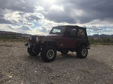 Jeep: Other 2dr SE 4WD