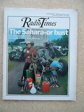 Radio Times/1974/Keith Schellenberg/Helen Mirren Interview/Arthur Negus/Z Cars/