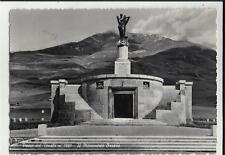 PASSO DEL TONALE IL MONUMENTO OSSARIO