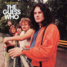The Best of the Guess Who [Paradiso] by The Guess Who (CD, May-2002, Bmg/Rca...