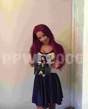 WWE SASHA BANKS HAND SIGNED AUTOGRAPHED 8X10 PHOTO FILE PHOTO WITH PIC PROOF 3