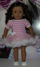 AMERICAN GIRL DOLL DRESS SHOES, EARRINGS, HAIR BOW,CLOTHES / ACCESSORIES
