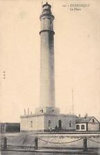 CPA 59 DUNKERQUE LE PHARE