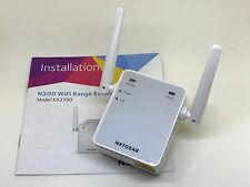 NETGEAR N300 Wi-Fi Range Extender EX2700 - Very lightly used.