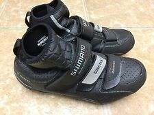 Shimano RW80 SPD-SL Gore-Tex Winter Road Cycling Shoes