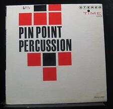 Jim Tyler & Orchestra - Pin Point Percussion LP VG+ S/2016 USA Vinyl Record