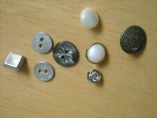 ASSORTED FANCY BUTTONS