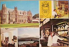 Irish Postcard BREAFFY HOUSE HOTEL Multiview Castlebar Co Mayo West IRELAND 4x6