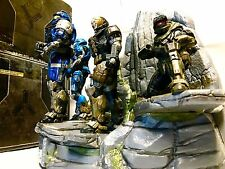 Halo Reach Legendary Edition Xbox 360 GOODIES •Master Box, NOBLE Statue, Drawer•