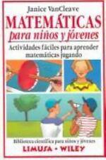 Matematicas para ninos y jovenes : Actividades faciles para aprender-ExLibrary