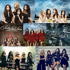 "2852 Hot Movie TV Shows - Pretty Little Liars Season 7 2 14""x14"" Poster"