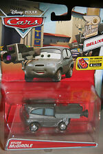 "DISNEY PIXAR CARS ""STUDS McGIRDLE"" NEW IN PACKAGE, DELUXE MODEL, SHIP WORLDWIDE"