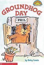 Groundhog Day Paperback Children's Book