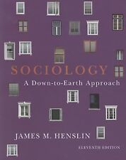 Sociology: Down-to-Earth Approach, Paperback version 11th Edition