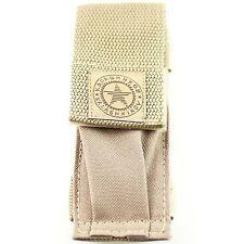 BOKER KALASHNIKOV Desert Sand BELT KNIFE SHEATH Nylon Logo for Folding Pocket